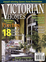 Victorian Homes Magazine features Wentworth!